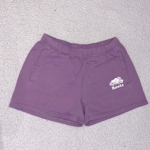 Roots sweat shorts